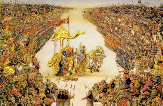 Perang Bharata Yudha